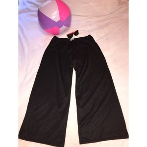 Ladies swimsuit cover up pants